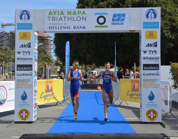 Ayia Napa Triathlon by Hellenic Bank