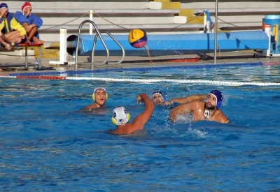 Πρώτο σπρίντ στο Nicosia International Waterpolo Cup